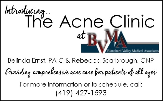 Acne Clinic Logo