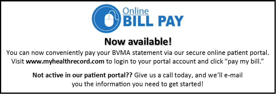 bill pay for recalls