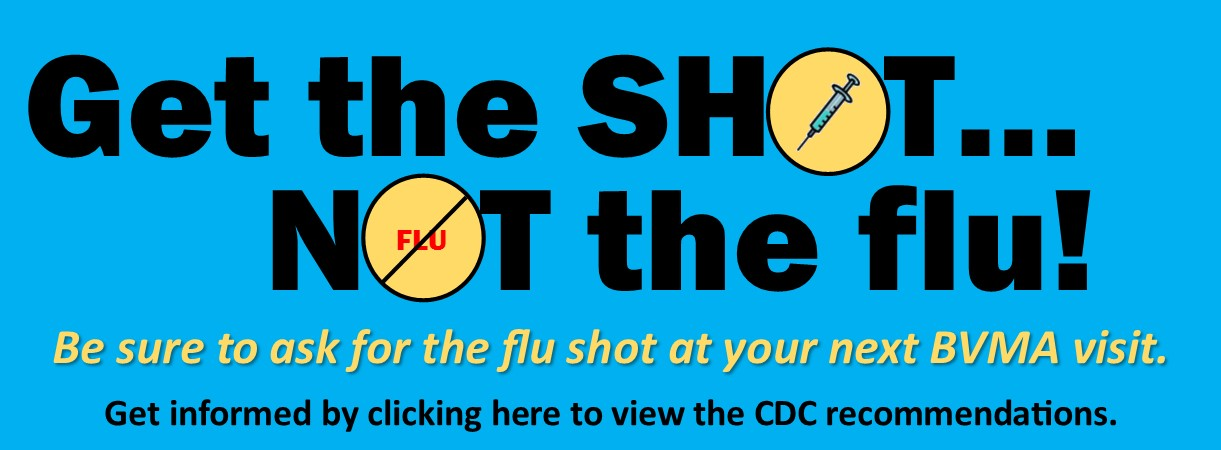 Get the Flu Shot1